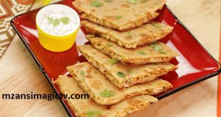 chicken-cheese-paratha-Recipe
